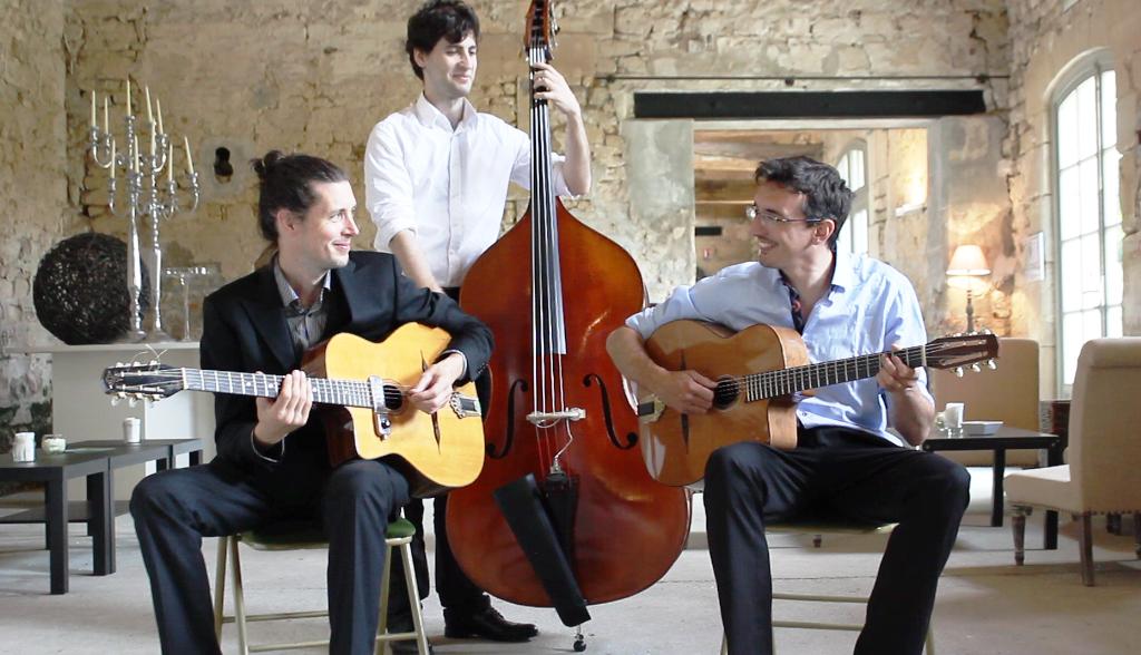 Mariage – Groupe jazz manouche Paris