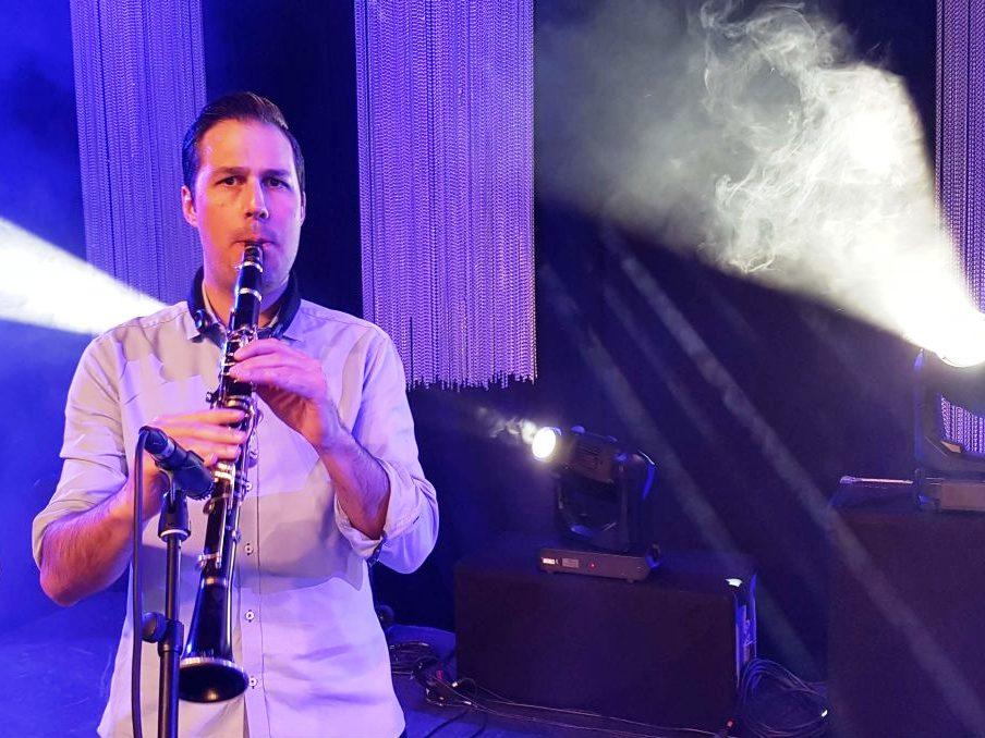 Jazz manouche au Parc des expositions de Bordeaux