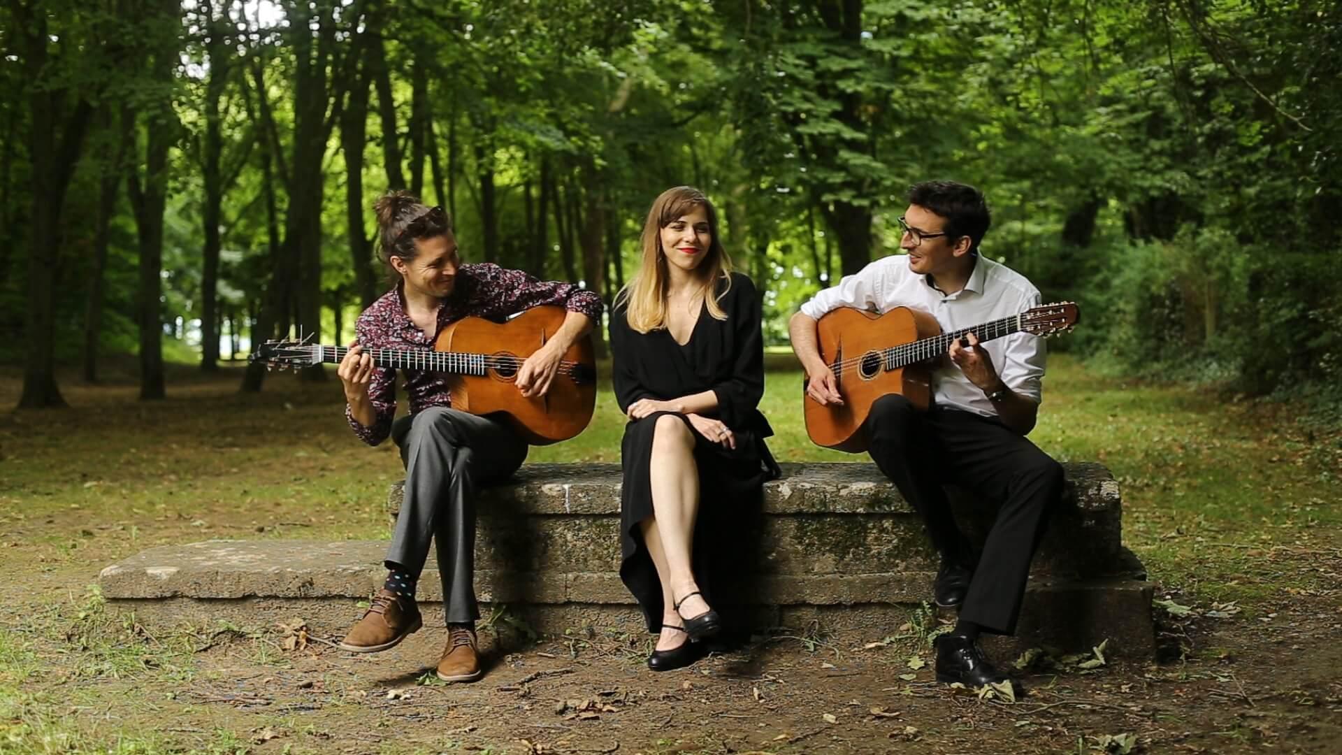 trio jazz manouche mariage paris