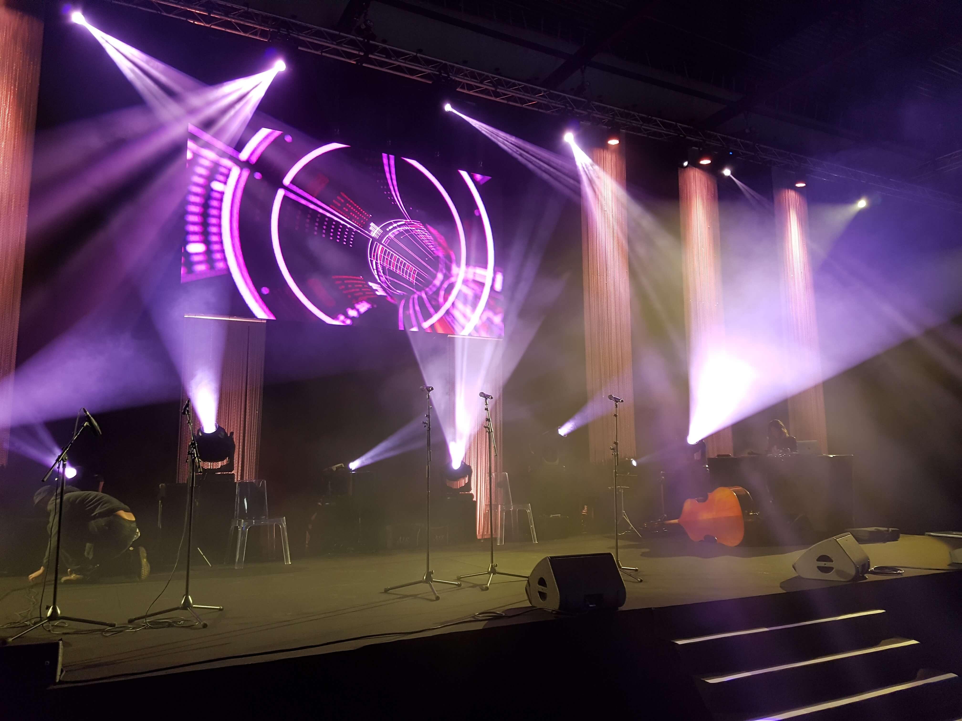 Concert – concert privé festival comité d'entreprise.